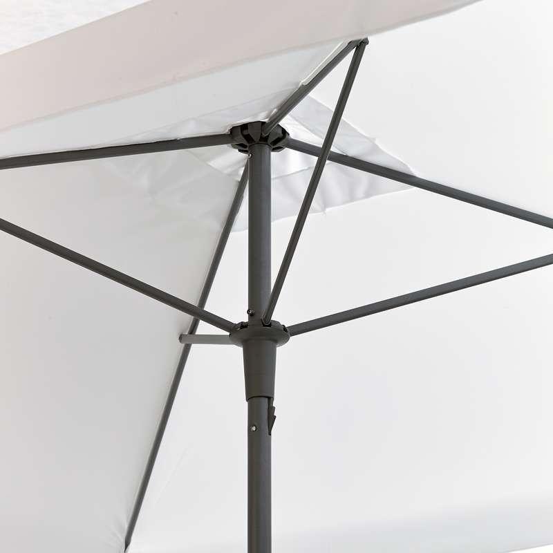 Parasol publicitaire carré 200x200cm