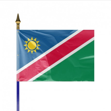 Drapeau pays NAMIBIE
