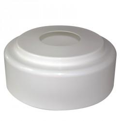Cache platine pour mât fixe polyester en fibre de verre