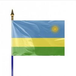 Drapeau pays RWANDA