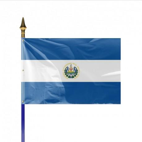 Drapeau pays SALVADOR