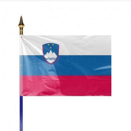 Drapeau pays SLOVENIE