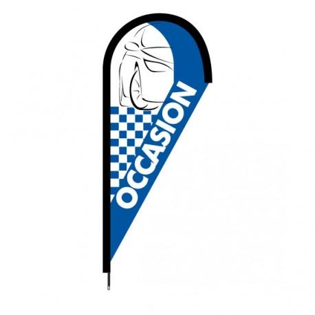 Voile Leaf line Occasion Auto modèle maxi