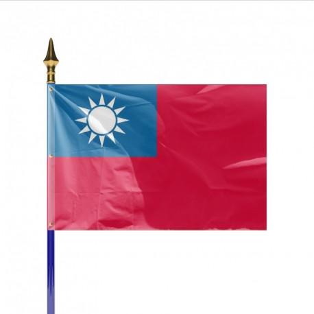 Drapeau pays TAIWAN