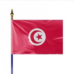 Drapeau pays TUNISIE