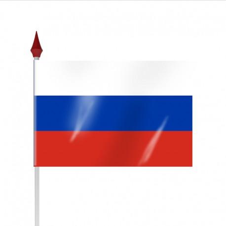 Drapeau à agiter RUSSIE par sachet de 10