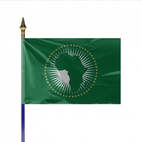 Drapeau pays UA - UNION AFRICAINE