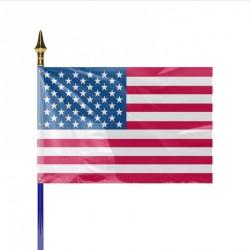 Drapeau pays USA