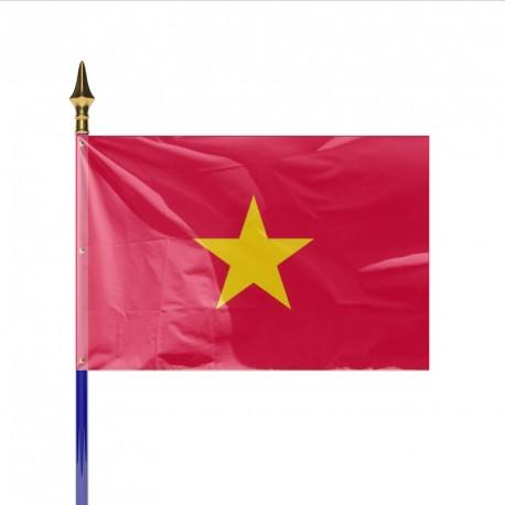 Drapeau pays VIETNAM