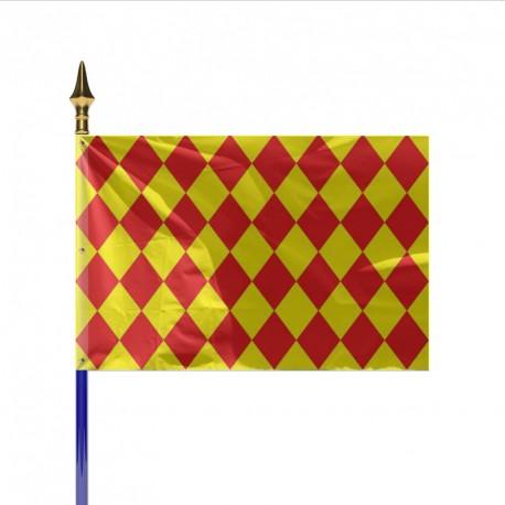Drapeau Province ANGOUMOIS