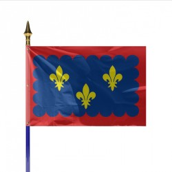 Drapeau Province BERRY