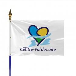 Drapeau Region CENTRE VAL DE LOIRE