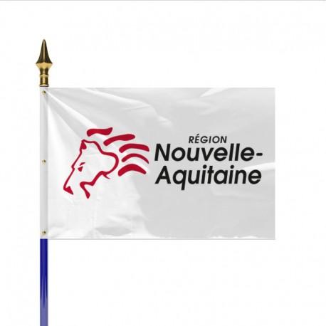 Drapeau Région NOUVELLE AQUITAINE