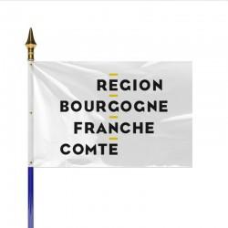 Drapeau Région Bourgogne-Franche-Comté