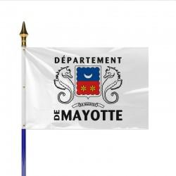 Drapeau Région Mayotte