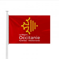 Drapeau Région Occitanie
