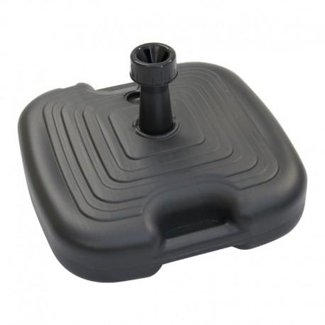 Pied en plastique gris 17L à remplir pour gammes BEACH, ATLAS et LEAF