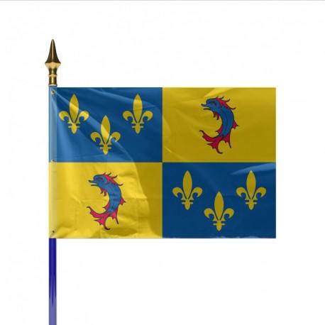 Drapeau Province DAUPHINE
