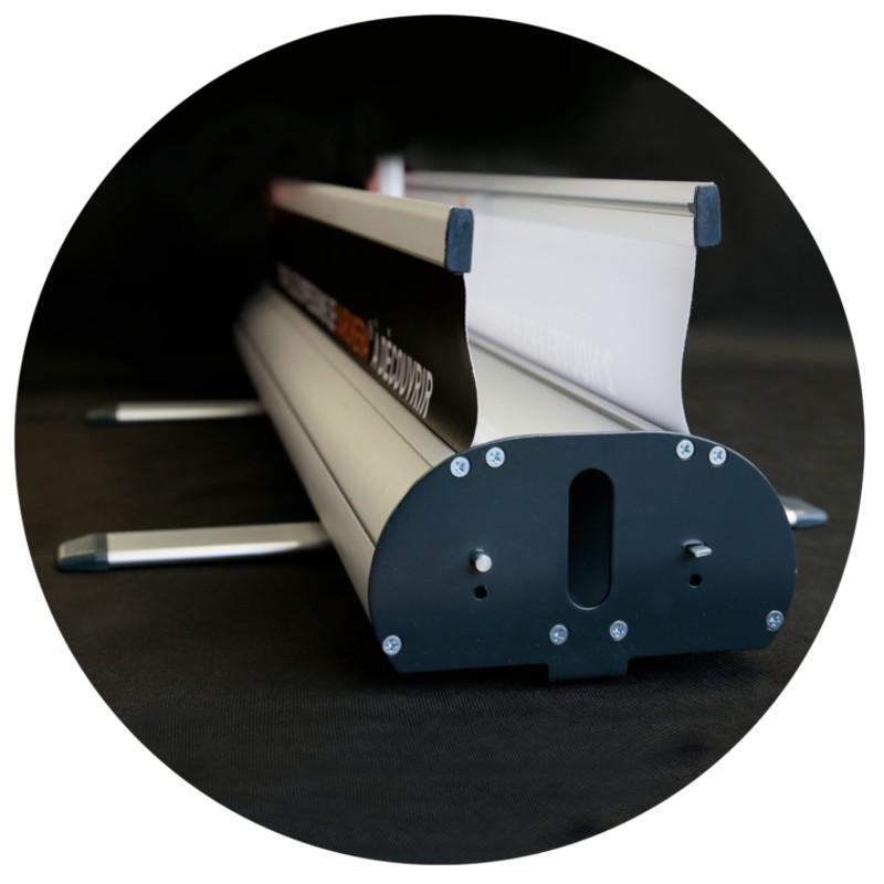 Banner Roll 200x85 cm en Recto/Verso
