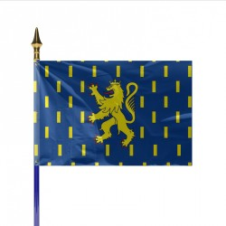 Drapeau Province FRANCHE COMTE