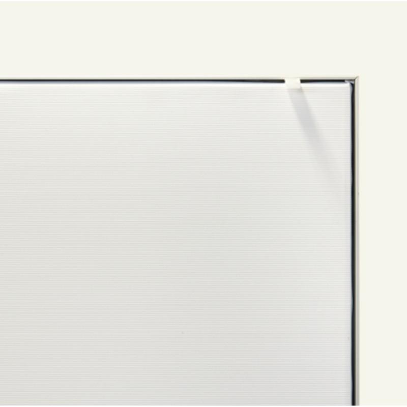Cadre d'exposition retro-éclairé recto/verso