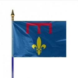 Drapeau Province PROVENCE LYS