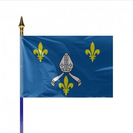 Drapeau Province SAINTONGE