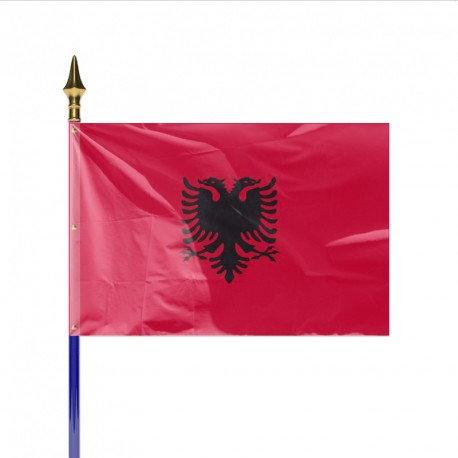 Drapeau pays ALBANIE