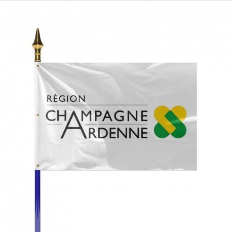 Drapeau Région CHAMPAGNE ARDENNES