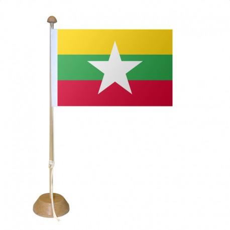 Pavillon de table du MYANMAR