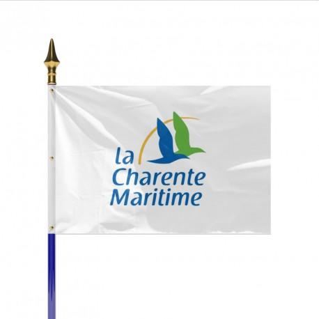 Drapeau Province CHARENTE MARITIME
