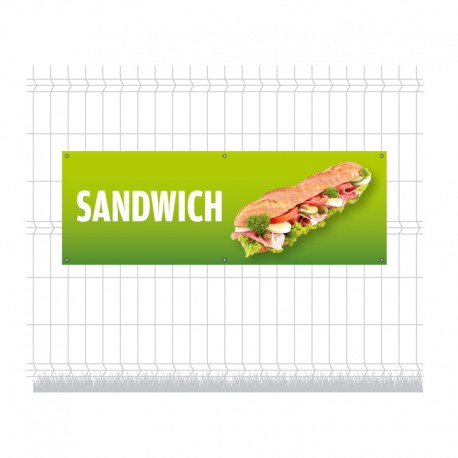 Bâche PVC Sandwich