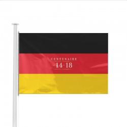 Drapeau Allemagne spécial Centenaire de la Guerre