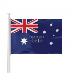 Drapeau Australie spécial Centenaire de la Guerre