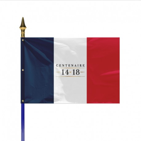 Drapeau France spécial Centenaire de la Guerre