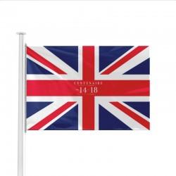 Drapeau Grande Bretagne spécial Centenaire de la Guerre