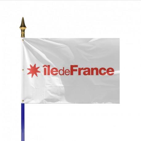 Drapeau Region ILE DE FRANCE