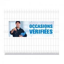 Bâche PVC 100X400cm OCCASIONS VERIFIEES