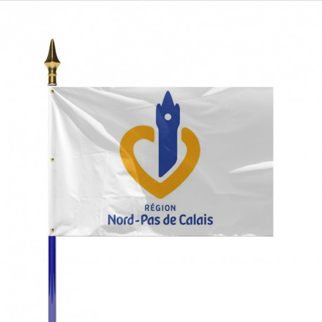 Drapeau Région NORD PAS DE CALAIS