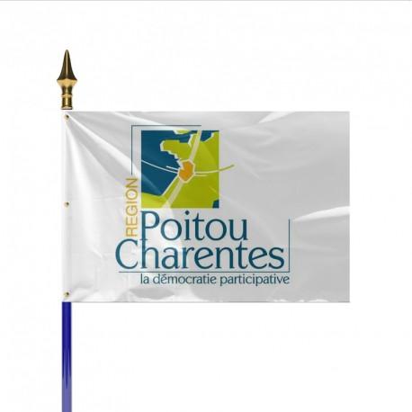 Drapeau Région POITOU CHARENTE
