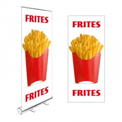 Roll-up FRITES