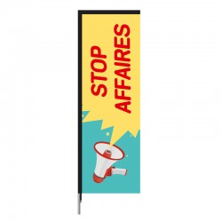 Voile Atlas STOP AFFAIRES