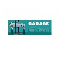 Bâche PVC GARAGE