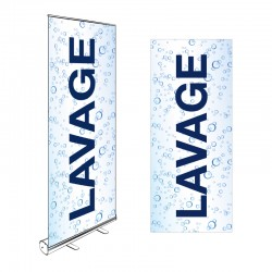 Roll-up LAVAGE