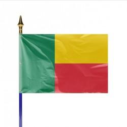 Drapeau pays BENIN