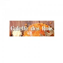 Bâche PVC GALETTE DES ROIS