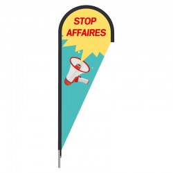 Voile Leaf STOP AFFAIRES