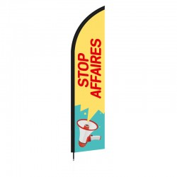 Voile Beach STOP AFFAIRES