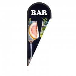 Voile Leaf BAR