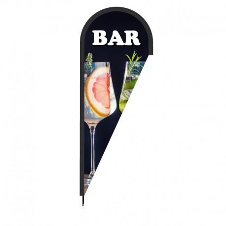 Voile Leaf BAR